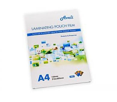 Laminovací fólie AVELI A4/250mic (2x125)