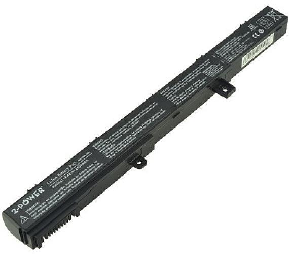 2-Power baterie pro ASUS X451 + DOPRAVA ZDARMA