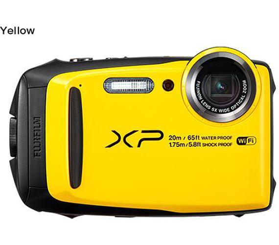 Fujifilm FinePix XP120 - 16,4 MP + DOPRAVA ZDARMA