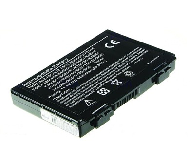 2-Power baterie pro ASUS F52/K40serie/K50serie/K70serie/X5Dserie/X70/X87/88serie Li-ion (6cell) + DOPRAVA ZDARMA