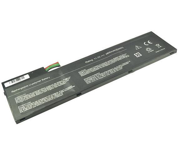 2-Power Aspire M5-481PT ( KT.00303.002 ) Baterie do Laptopu 11,1V 4800mAh (CBP3505A)