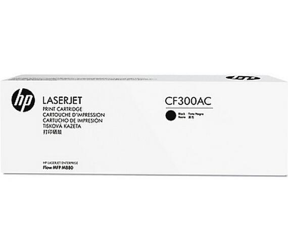 HP 827A - černý Contract Toner + DOPRAVA ZDARMA