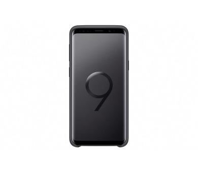 Samsung Silikonový zadní kryt pro S9 Black
