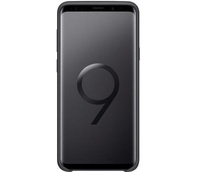 Samsung Silikonový zadní kryt pro S9+ Black