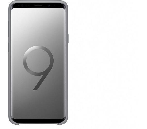 Samsung Silikonový zadní kryt pro S9+ Gray