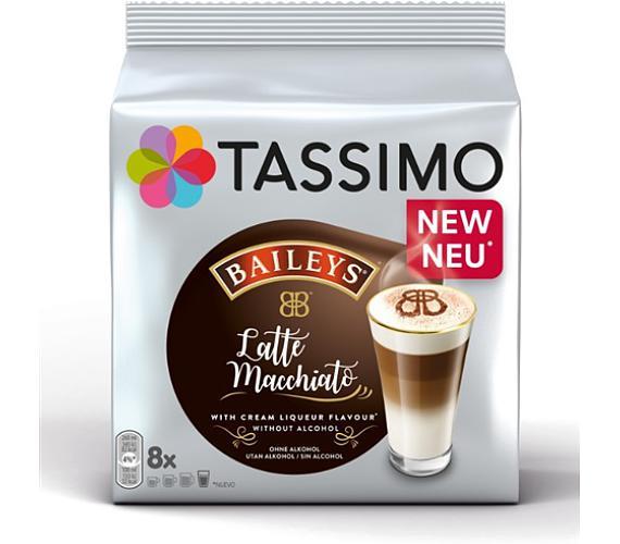 Kávové kapsle Tassimo Latte Macchiato Baileys 264g