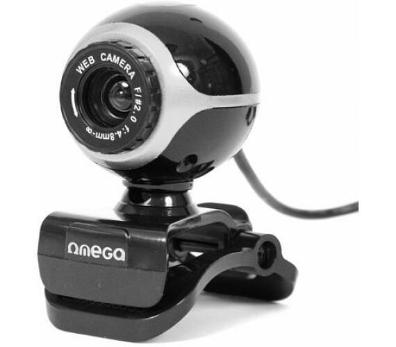 OMEGA webkamera C10 12MPIX (I) + MIC BLISTER (OUW10SB)