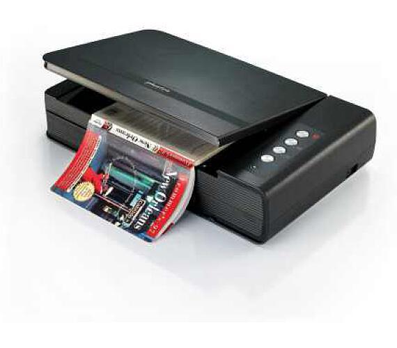 Plustek OpticBook 4800 + DOPRAVA ZDARMA