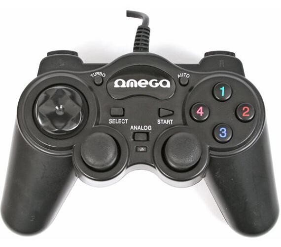 OMEGA GAMEPAD INTERCEPTOR PC USB BLISTER (OGP85)