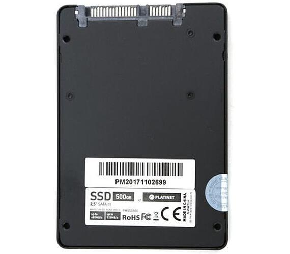 PLATINET SSD 500GB SATAIII 500/450MB/s ProLine (PMSSD500)