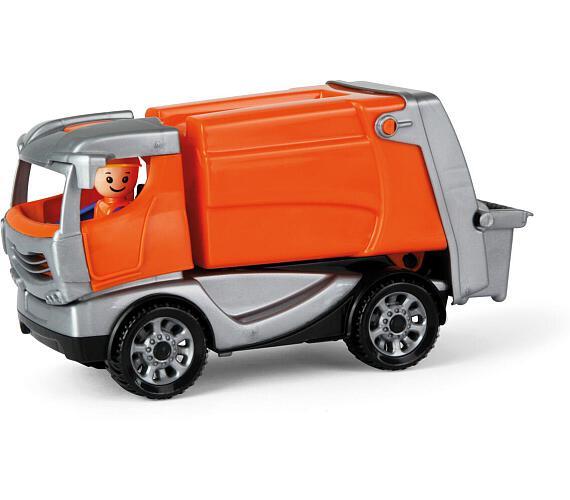 Auto Truckies popeláři plast 25cm v krabici 24m+
