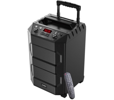 FENDA F&D párty repro T5/ trolejové/ 33W/ BT4.2/ USB přehrávání/ FM rádio/ bezdrátový mikro