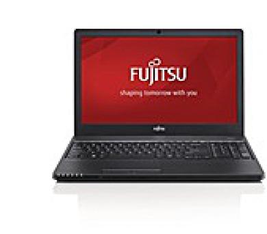 """FUJITSU NTB A555 - 15.6""""mat 1366x768 i3-5005U@2Ghz 4GB 256 SSD DVDRW BT HDMI 4xUSB 1000ETH W10 (VFY:A5550M13CCCZ)"""