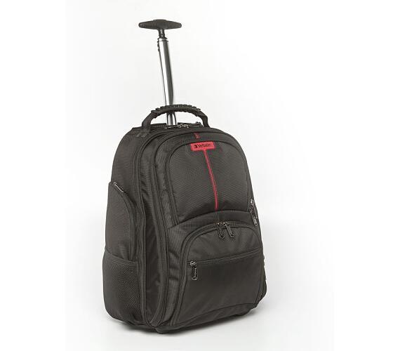 Verbatim Paříž - batoh s kolečky na notebook 17