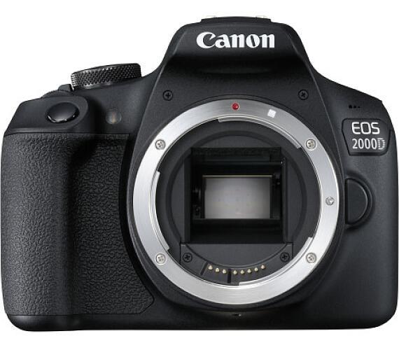 Canon EOS 2000D tělo + DOPRAVA ZDARMA