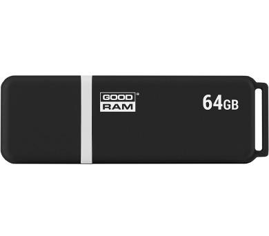 USB FD 64GB UMO graphite USB 2.0 GOODRAM + DOPRAVA ZDARMA