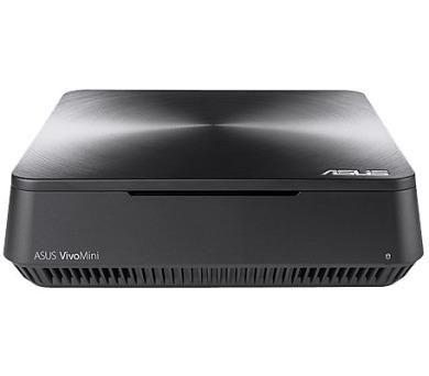 ASUS VivoMini VM45 3865U/500GB/4GB/Bez Os (90MS0131-M00210)