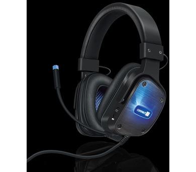 CONNECT IT EVOGEAR herní USB sluchátka s odnímatelným mikrofonem