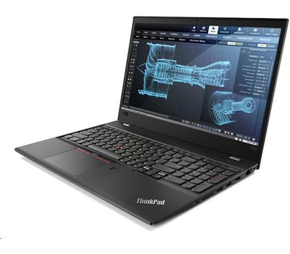 "Lenovo ThinkPad P52s i7-8650U/16GB/512GB SSD/Quadro P500/15,6"" FHD IPS/Win10PRO/black (20LB000LMC)"