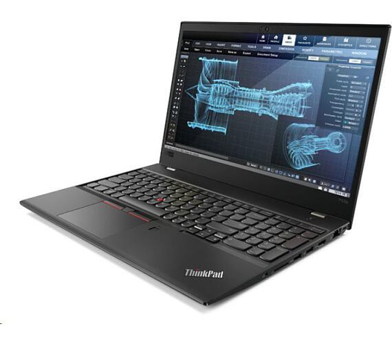 "Lenovo ThinkPad P52s i7-8550U/16GB/1TB SSD/Quadro P500/15,6"" 4K IPS/Win10PRO/black (20LB000JMC)"