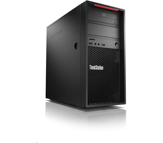Lenovo ThinkStation P520c W-2125/16GB/256GB SSD/DVD-RW/Tower 500W/Win10PRO + monitor X24-20 ZDARMA (30BX003TMC)