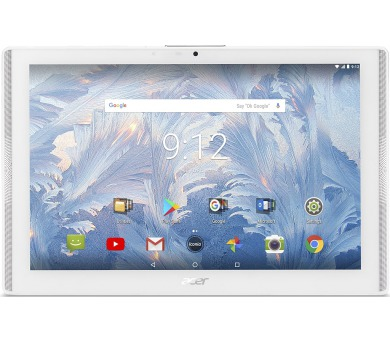 """Acer Iconia One 10 - 10""""/MT8735/16GB/2G/IPS HD/LTE/Android 7.0 bílý (NT.LETEE.001)"""