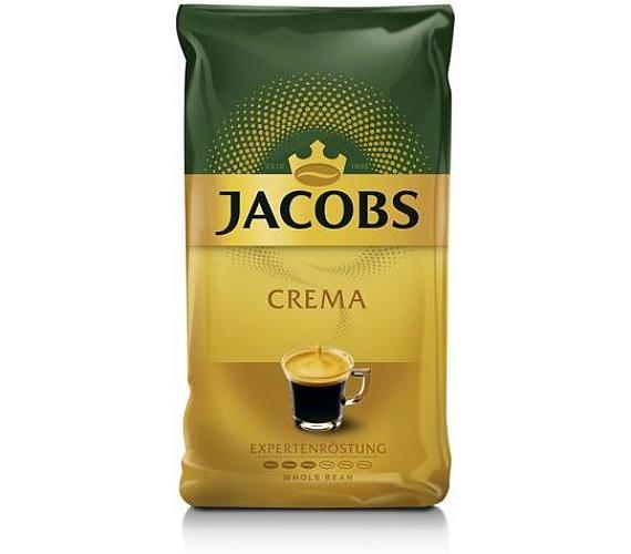Káva Jacobs Crema Zrno 500g