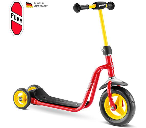 PUKY Roller R 1 červená