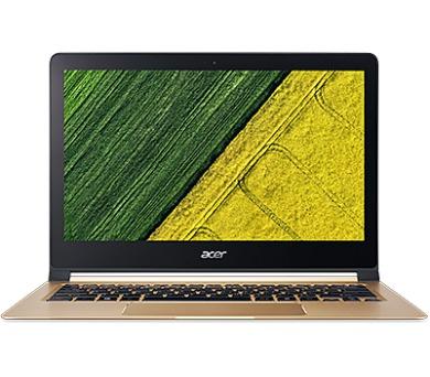 Acer Swift 7 - 13,3/i7-7Y75/8G/512SSD/W10 černo-zlatý + DOPRAVA ZDARMA