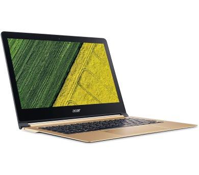 Acer Swift 7 - 13,3/i5-7Y54/8G/256SSD/W10 černo-zlatý (NX.GN2EC.003)