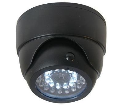 Atrapa kamery AK-13 vnitřní (12x LED