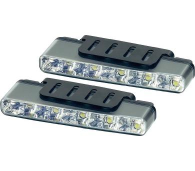 LED světla pro denní svícení Devil Eyes