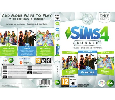 The Sims 4: Bundle Pack 6 (18.3.2018)