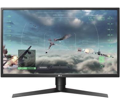 "LG Gaming monitor 27GK750F-B / 27""/ TN / 1920x1080 / 16:9 / 400cd/m2 / 2ms / 240Hz / DP/ HDMI / USB (27GK750F-B.AEU)"