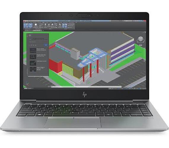 HP Zbook 14u G5 i5-8250U/8GB DDR4/Z Turbo Drive 512GB PCIe NVMe/14'' FHD/AMD Radeon Pro WX3100 2GB/LTE/ Win 10 Pro (2ZC32ES#BCM)