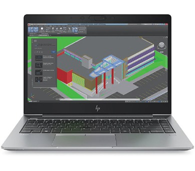 HP Zbook 14u G5 i7-8550U/16GB DDR4/Z Turbo Drive 1TB PCIe NVMe/14'' FHD+IR Touch/Radeon Pro WX3100 2GB/LTE/Win 10 Pro (2ZC31ES#BCM)