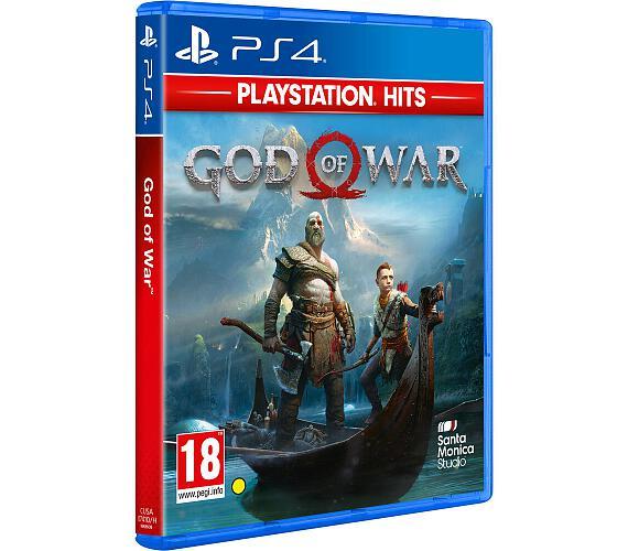 God of War hra PS4 Sony + DOPRAVA ZDARMA