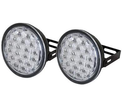 Světla pro denní svícení LED DRL019/pir