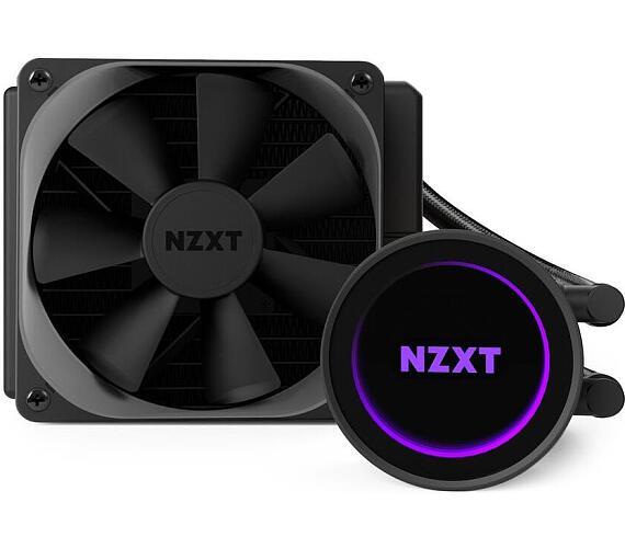 NZXT vodní chladič Kraken M22 / 1x120mm fan / LGA 2011-3/1366/1156/1155/1150/FM2/FM1/AM4/AM3+/AM3/AM2+/AM2/ 3 roky (RL-KRM22-01)