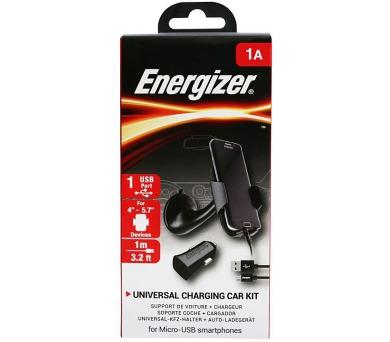 Energizer CAR KIT - nabíječka do auta 1A