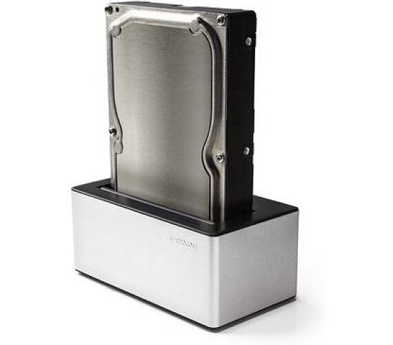 Freecom mDock USB-C™ dokovací stanice SATA 2,5/3,5 '' + DOPRAVA ZDARMA