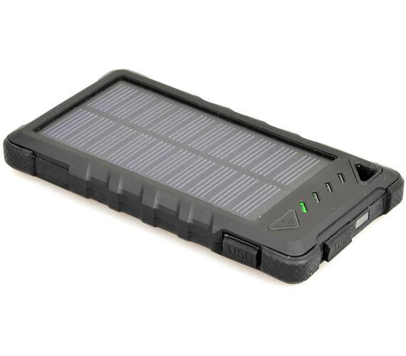 PORT CONNECT solární nabíječka 2 USB