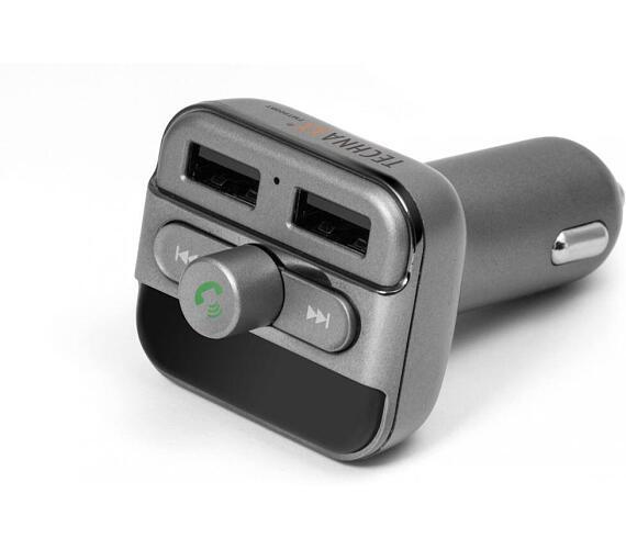 Technaxx FM transmitter + MP3 přehrávač + Bluetooth + DOPRAVA ZDARMA