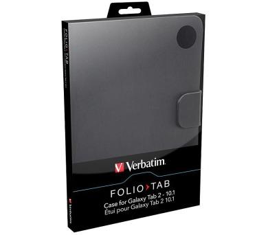 Verbatim Folio - Tab pro tablet Galaxy Tab 10.1 (98188)