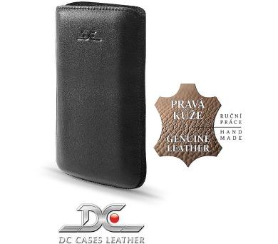 DC (TOP) POUZDRO XXXL T18 Slide Soft ČERNÉ (HTC DESIRE HD