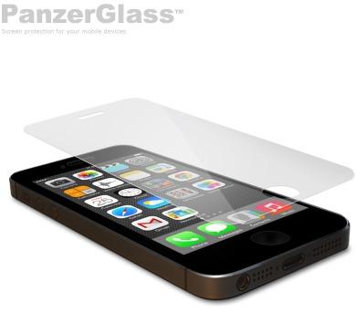PanzerGlass Edge to Edge pro Apple iPhone 5/5S/5C/SE čiré + DOPRAVA ZDARMA
