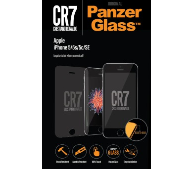 PanzerGlass CR7 APPLE IPHONE 5/5S/5C/SE + DOPRAVA ZDARMA