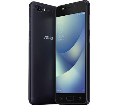 ASUS Zenfone 4 MAX - MSM8917/16GB/2G/Android 7.0 černý (ZC520KL-4A005WW) + DOPRAVA ZDARMA