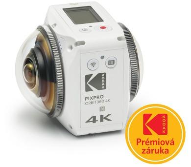 Kodak 4KVR360 Standard Pack + DOPRAVA ZDARMA