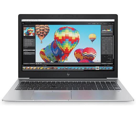 HP ZBook 15u G5 i7-8550U/ 16GB DDR4 / 512GB PCIe NVMe / 15,6'' FHD/ AMD Radeon WX3100 2GB / Win 10 Pro (2ZC29ES#BCM)